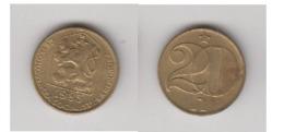 TCHECOSLOVAQUIE 20 HALERU 1985 - Czechoslovakia