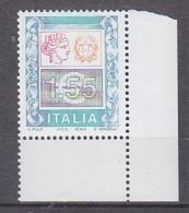 PGL DC0214 - ITALIA REPUBBLICA 2002 SASSONE N°2581 ** - 6. 1946-.. Repubblica