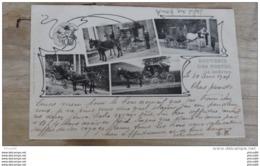 SUISSE : Souvenir Des Postes : LA BREVINE ...................... HA-247 - NE Neuchatel
