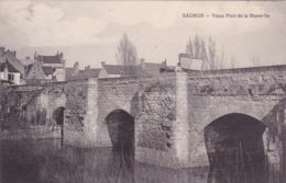 Saumur- Vieux Pont De La Basse- Ile (3) - Saumur