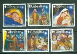 Gibraltar: 2000   Christmas   MNH - Gibilterra