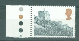 Gibraltar: 2000   Moorish Castle   MNH - Gibraltar