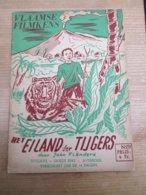 John Flanders 257 Het Eiland Der Tijgers Mooie Staat - Libros, Revistas, Cómics