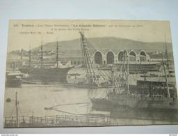 C.P.A. - Toulon (83) - Les Vieux Souvenirs - La Grande Mâture - 1909 - SUP (B42) - Toulon