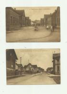 57 - MINES DE SARRE ET DE MOSELLE Nbr 2 Colonie D'hochwald Rue Principale Colonie Du Puits 3 - Autres Communes