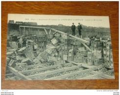 Parc A Munitions De LOURCHES Et DENAIN, Depot De Grenades ................. FC-255 - Denain