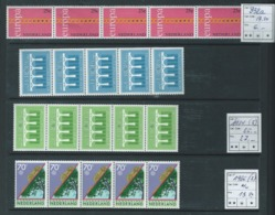 Pays-Bas. Lot De 20 Timbres Neufs ** Avec Numéros Au Dos. MNH. Voir Scans Recto/verso - Period 1949-1980 (Juliana)