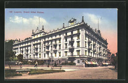AK Lugano, Grand Hotel Palace - TI Tessin