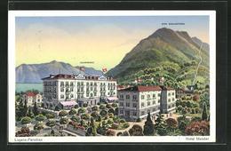 AK Lugano-Paradiso, Hotel Meister - TI Tessin