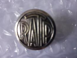 BOUTON DE LA R.A.T.P - Buttons