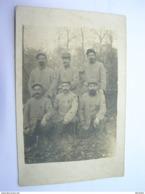 C.P.A. Photo. Identifiée - 1ère G.M. 14.18 - Poilus De Printemps 1915 - 25ème Régiment D'Infanterie - 1916 - TTB (B59) - Guerre 1914-18