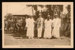 Postcard / CPA / ROYALTY / België / Belgique / Unused / Prins Leopold / Prince Leopold / Rungu / Congo / 1926 - Congo Belge - Autres