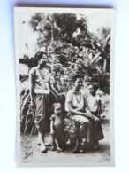 CPA ASIE - CAMBODGE - Phnom Penh - Jeunes Femmes Et Fillettes - Kambodscha
