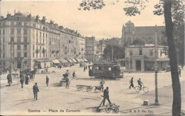Genève - Place De Cornavin - GE Ginevra