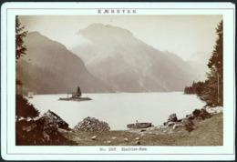 Italien / Italy: Raibler-See (Lago Del Predil)  Cca1890 - Places