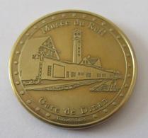 France - Jeton / Médaille Du Musée Du Rail - Gare De Dinan / Locomotive Ouest - France Médailles - Touristiques