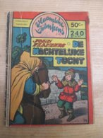 John Flanders Vlaamse Filmkens  1935 De Nachtelijke Tocht - Libros, Revistas, Cómics