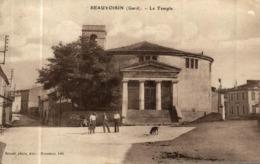 BEAUVOISIN LE TEMPLE - France