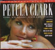 Pétula Clark - The Classic Collection - Coffret De 4 C.D - 80 Titres - 3 H 30 M. De Chansons . - Compilations