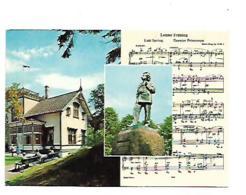 BERGEN Trollhangen Og Statue Av E. Grieg ..... - Norvège