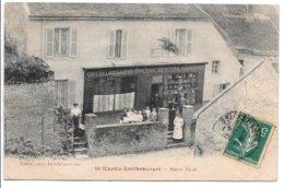 Saint-Martin-Bréthencourt . - Maison Massé. - Francia