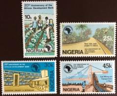 Nigeria 1984 African Development Bank MNH - Nigeria (1961-...)