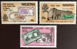Nigeria 1984 Central Bank Anniversary MNH - Nigeria (1961-...)