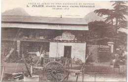 GRENOBLE FRIPERIE Chemins Des Eaux Claires - Grenoble