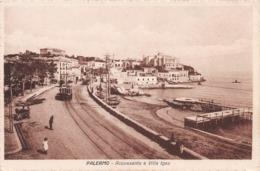PALERMO - ACQUASANTA E VILLA IGEA ~ AN OLD POSTCARD #96781 - Palermo
