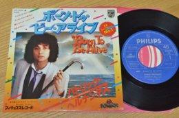 Parrick Hernandez 45t Vinyle Born To Be Alive Japon - Vinyles