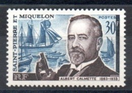 S.P.M. - YT N° 368 - Neuf ** - MNH - Cote: 11,50 € - St.Pierre & Miquelon