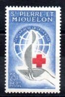 S.P.M. - YT N° 369 - Neuf ** - MNH - Cote: 14,00 € - St.Pierre & Miquelon