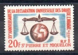 S.P.M. - YT N° 370 - Neuf ** - MNH - Cote: 8,10 € - St.Pierre & Miquelon