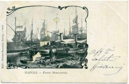 15006 Napoli - Porto Mercantile R002 - Napoli