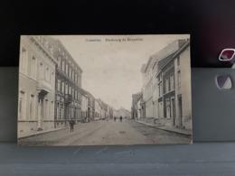 Gosselies Faubourg De Bruxelles Obl 1911 - Charleroi