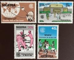 Nigeria 1983 Commonwealth Day MNH - Nigeria (1961-...)