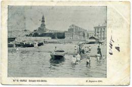 15009 Napoli - Spiaggia Della Marina R002 - Napoli