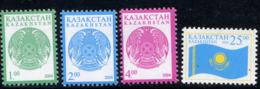 KAZAKHSTAN 2004, Armoiries, Drapeau, 4 Valeurs, Neufs / Mint. R1841 - Kazakhstan