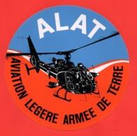 Autocollant ALAT - Armée De Terre