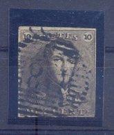 Nr. 1 Used (gestempeld) - 1849 Mostrine