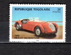 TOGO N° 1155  NEUF SANS CHARNIERE COTE  0.50€ AUTOMOBILE VOITURE ANCIENNE - Togo (1960-...)
