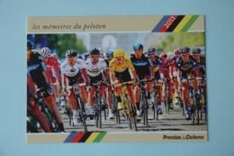 CYCLISME: CYCLISTE : PELOTON 2013 - Ciclismo