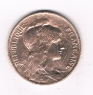 5 CENTIMES 1911 FRANKRIJK /6728/ - C. 5 Centimes