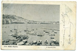 15019 Napoli - Mergellina F001 - Napoli