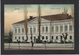 CPA Roumanie Romania Roemenie Circulé Buzeu - Romania