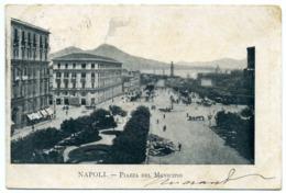 15022 Napoli - Piazza Del Municipio F001 - Napoli