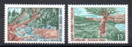 S.P.M. - YT N° 385-386 - Neufs ** - MNH - Cote: 10,70 € - St.Pierre & Miquelon