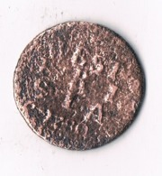 DUIT  1780 WEST FRIESLAND NEDERLAND /6729/ - [ 1] …-1795 : Oude Periode