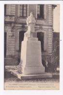 CP 16 VILLEBOIS LAVALETTE Le Monument Aux Morts - France