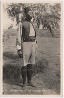 Battery Sgt. Major - Nigeria Regt. - Zambia